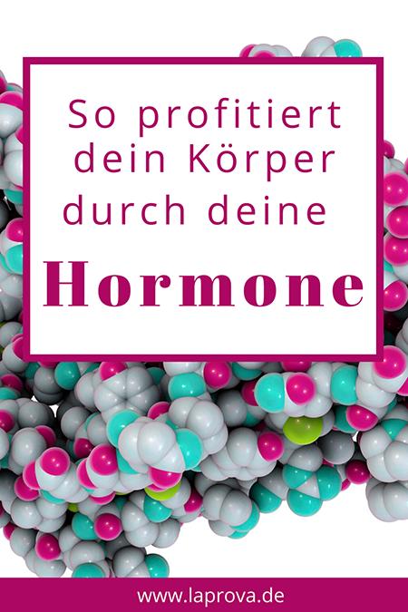 Pinterest So profitiert dein Körper durch deine Hormone