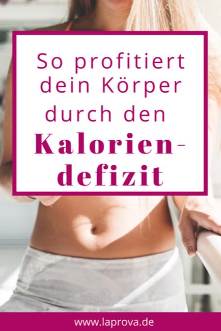 Pinterest Kaloriendefizit