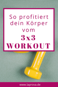 Pinterest Mein 3x3 Workout