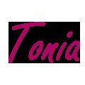 Unterschrift Tonia Magenta
