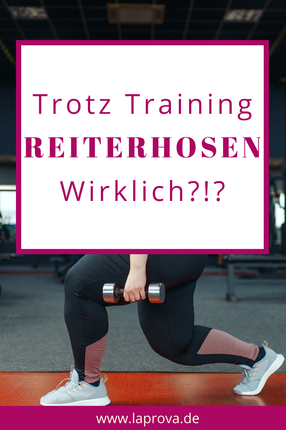 Pinterest Reiterhose trotz Training