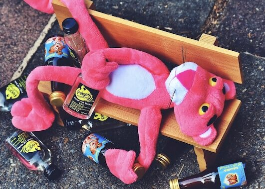 Abnahmestopper Alkohol